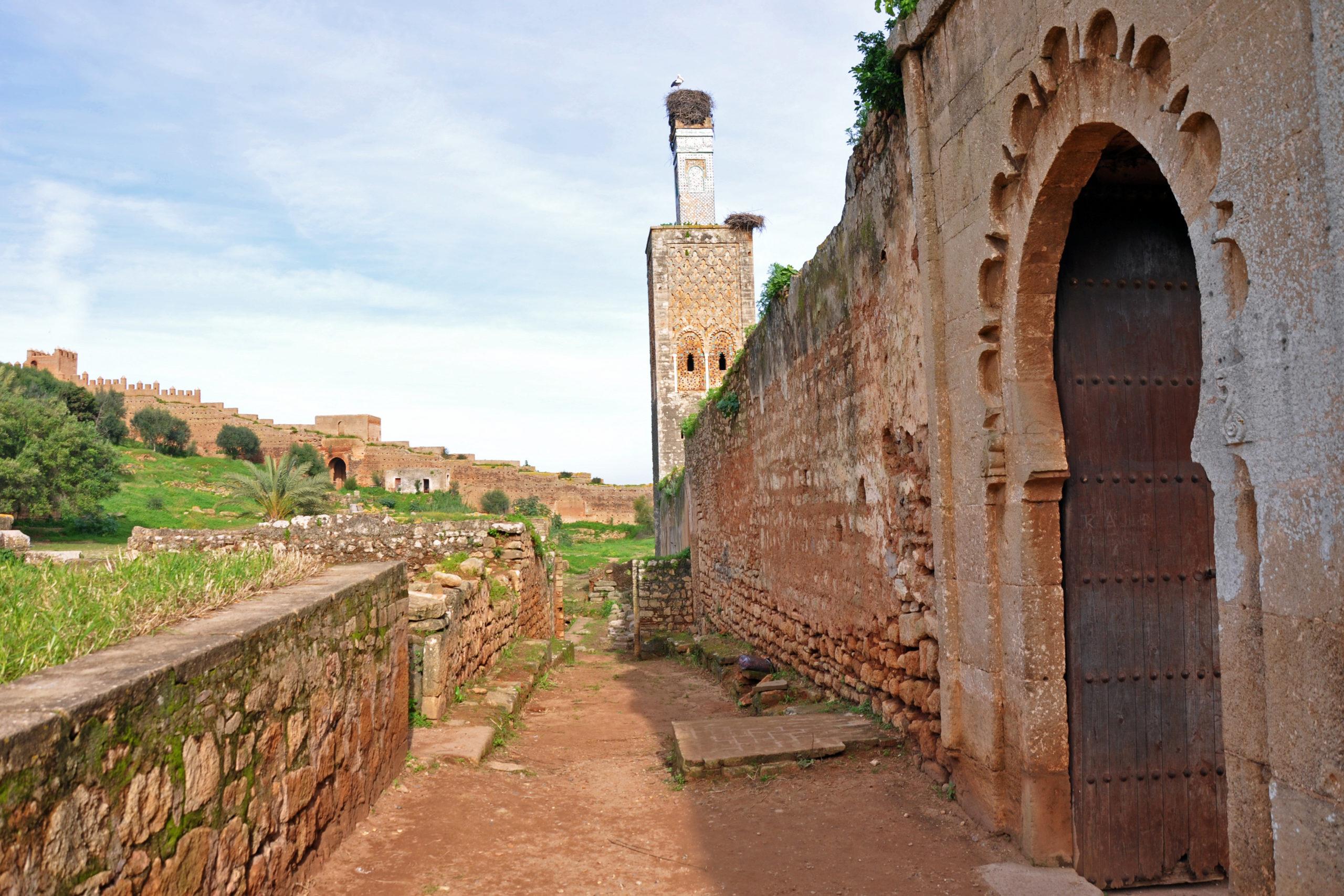 Sala Colonia Ruins